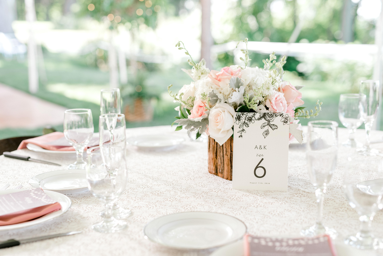Private Lake Wedding