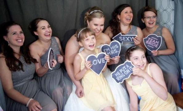 Unique Wedding Party Favors