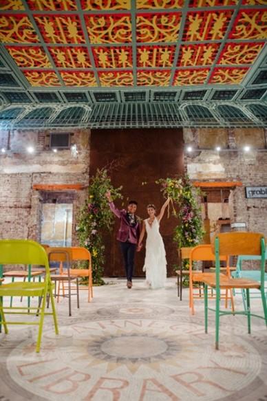 MuseumLab Wedding Venue